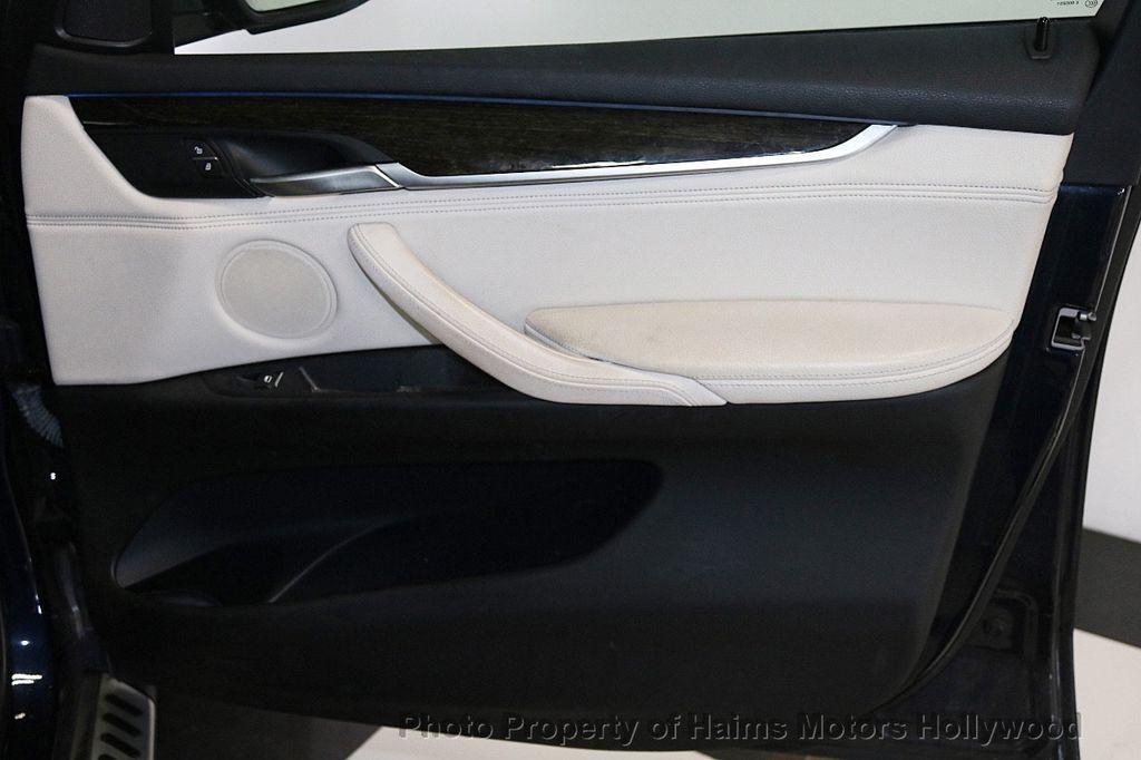 2015 BMW X5 xDrive35i - 17457673 - 14