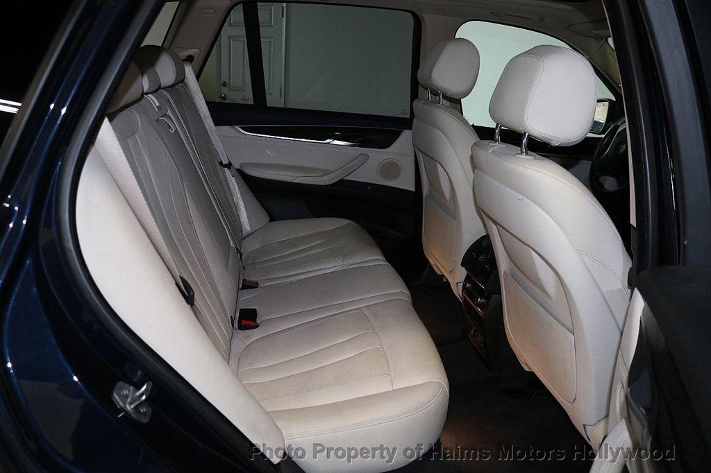 2015 BMW X5 xDrive35i - 17457673 - 16