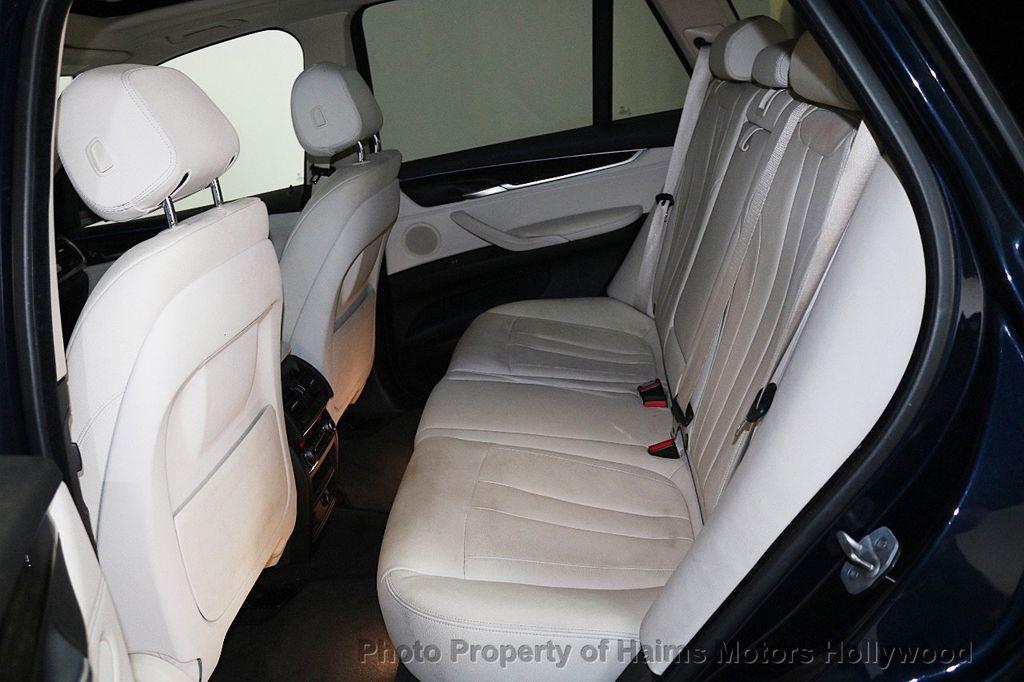 2015 BMW X5 xDrive35i - 17457673 - 17