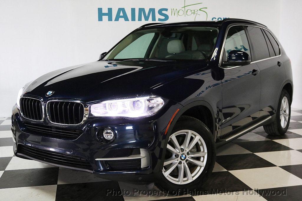 2015 BMW X5 xDrive35i - 17457673 - 1