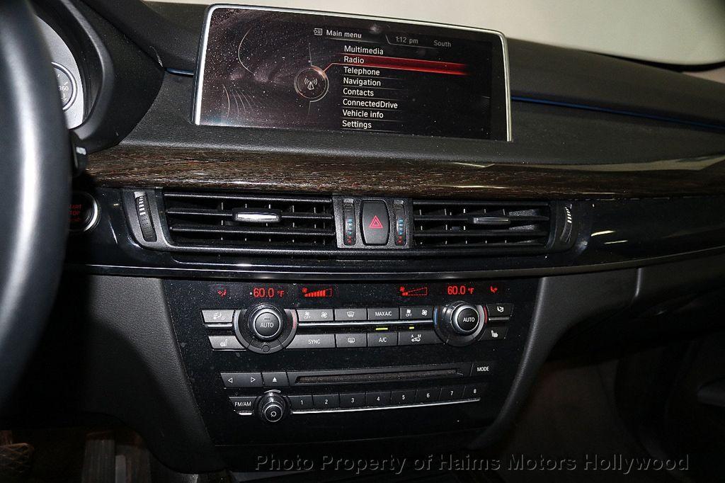 2015 BMW X5 xDrive35i - 17457673 - 21
