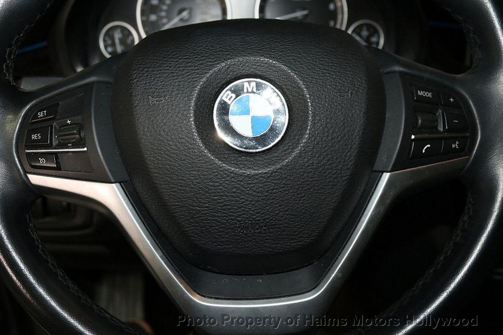 2015 BMW X5 xDrive35i - 17457673 - 29