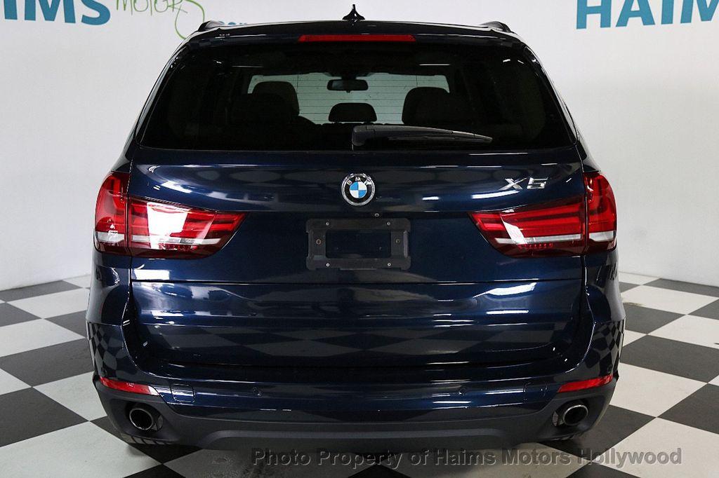 2015 BMW X5 xDrive35i - 17457673 - 5