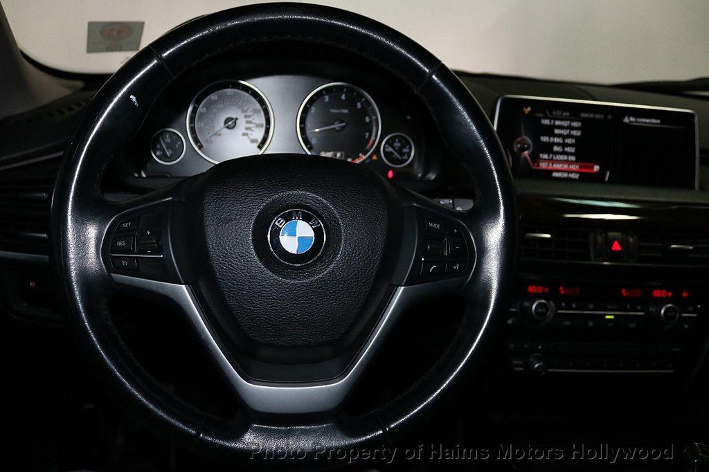 2015 BMW X5 xDrive35i - 18268131 - 27