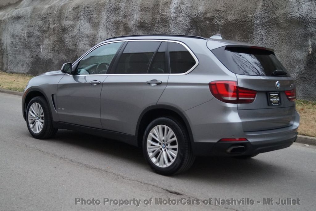 2015 Used Bmw X5 Xdrive50i W 3rd Row Seat At Motorcars Of