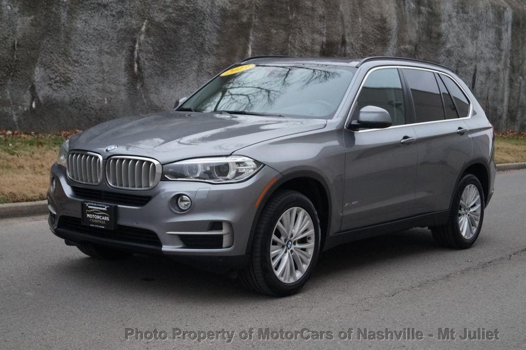 2015 BMW X5 xDrive50i w/3rd Row Seat  - 18383047 - 1