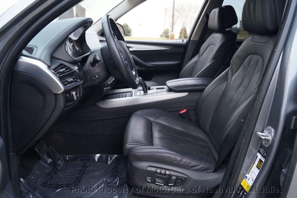 2015 BMW X5 xDrive50i w/3rd Row Seat  - 18383047 - 19