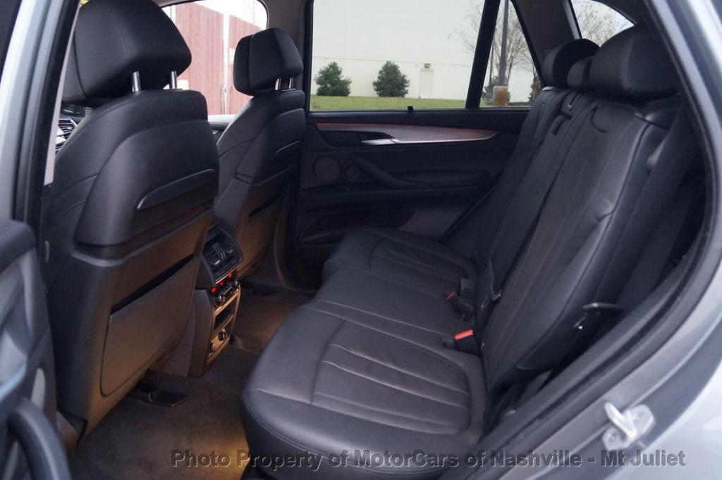 2015 BMW X5 xDrive50i w/3rd Row Seat  - 18383047 - 21
