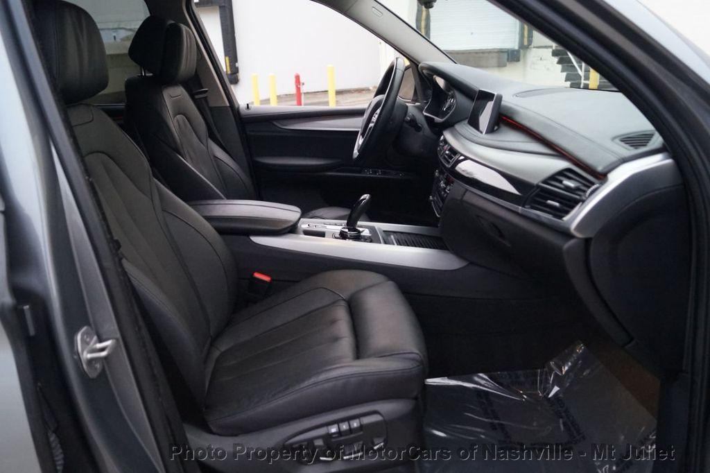 2015 BMW X5 xDrive50i w/3rd Row Seat  - 18383047 - 22