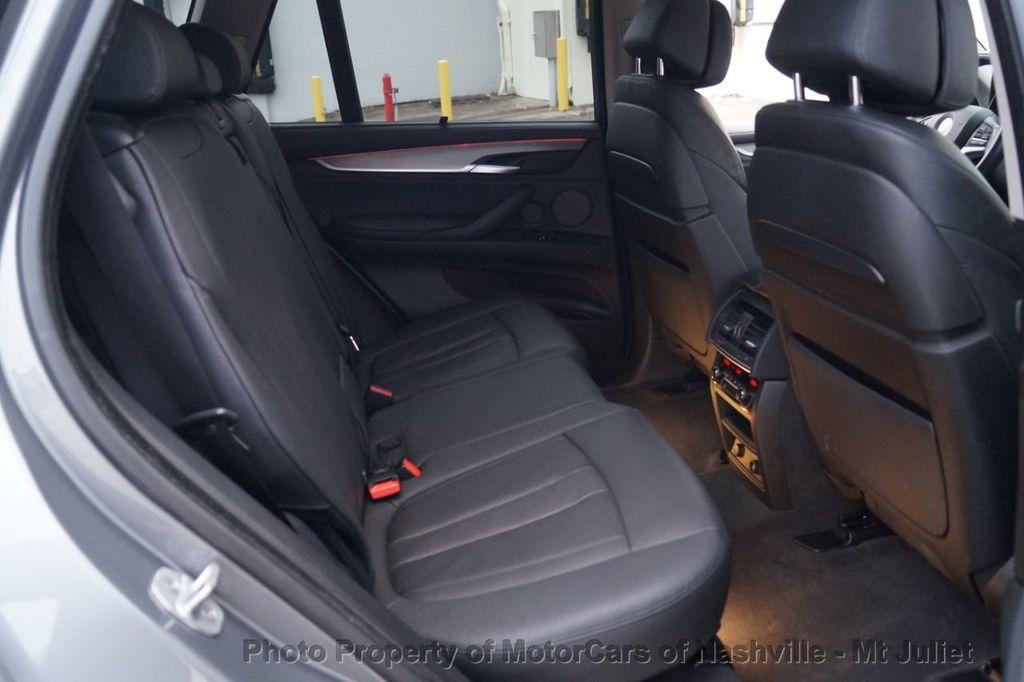 2015 BMW X5 xDrive50i w/3rd Row Seat  - 18383047 - 24