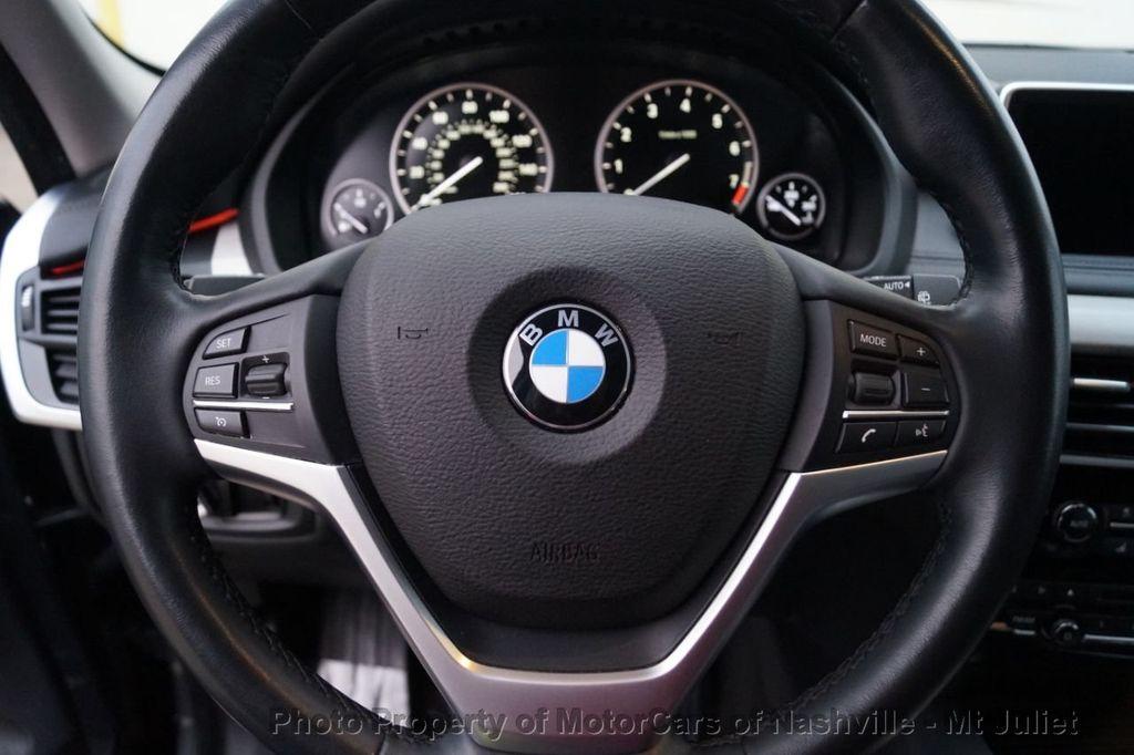 2015 BMW X5 xDrive50i w/3rd Row Seat  - 18383047 - 28