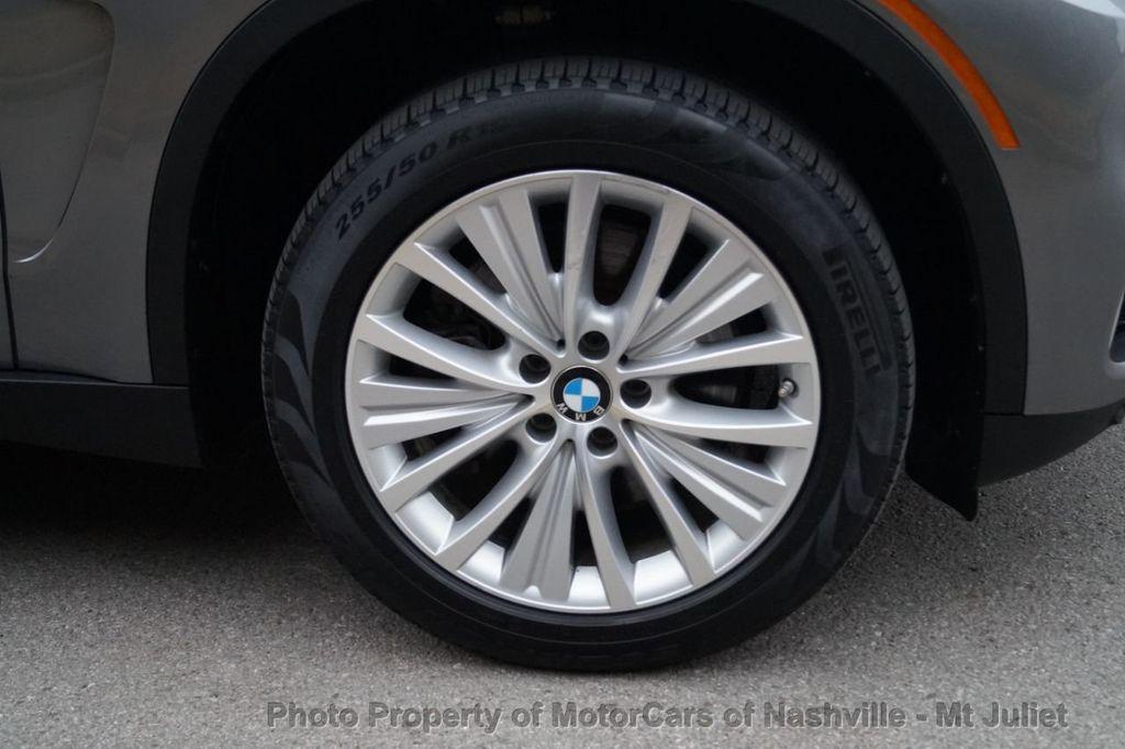 2015 BMW X5 xDrive50i w/3rd Row Seat  - 18383047 - 51