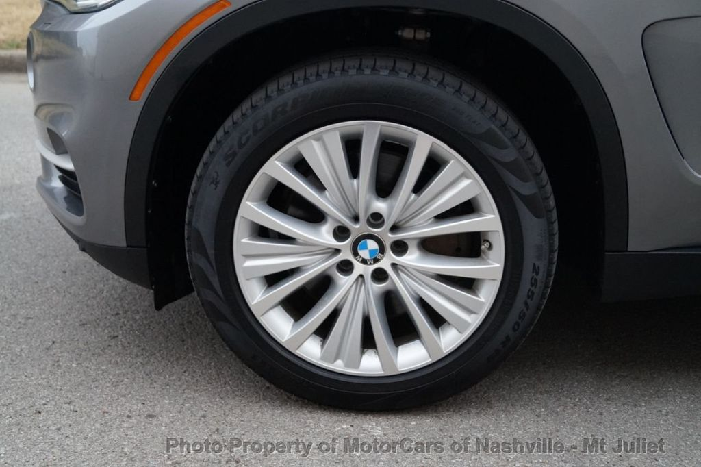 2015 BMW X5 xDrive50i w/3rd Row Seat  - 18383047 - 53