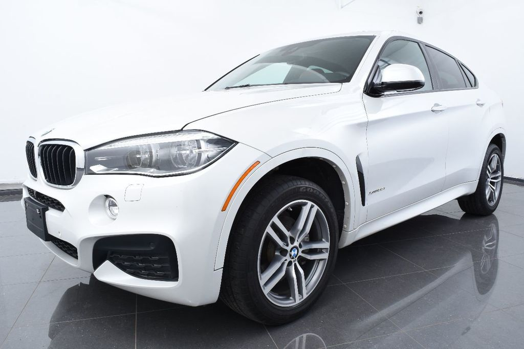 2015 Used Bmw X6 M Sport At Auto Outlet Serving Elizabeth Nj Iid