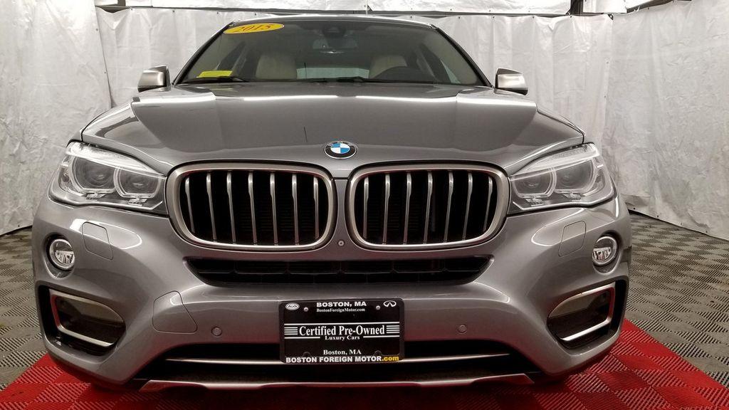 2015 BMW X6 xDrive35i - 17916113 - 1