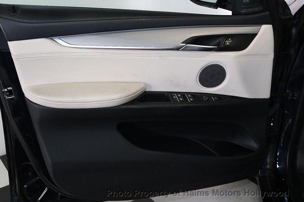 2015 BMW X6 xDrive50i - 17590355 - 12