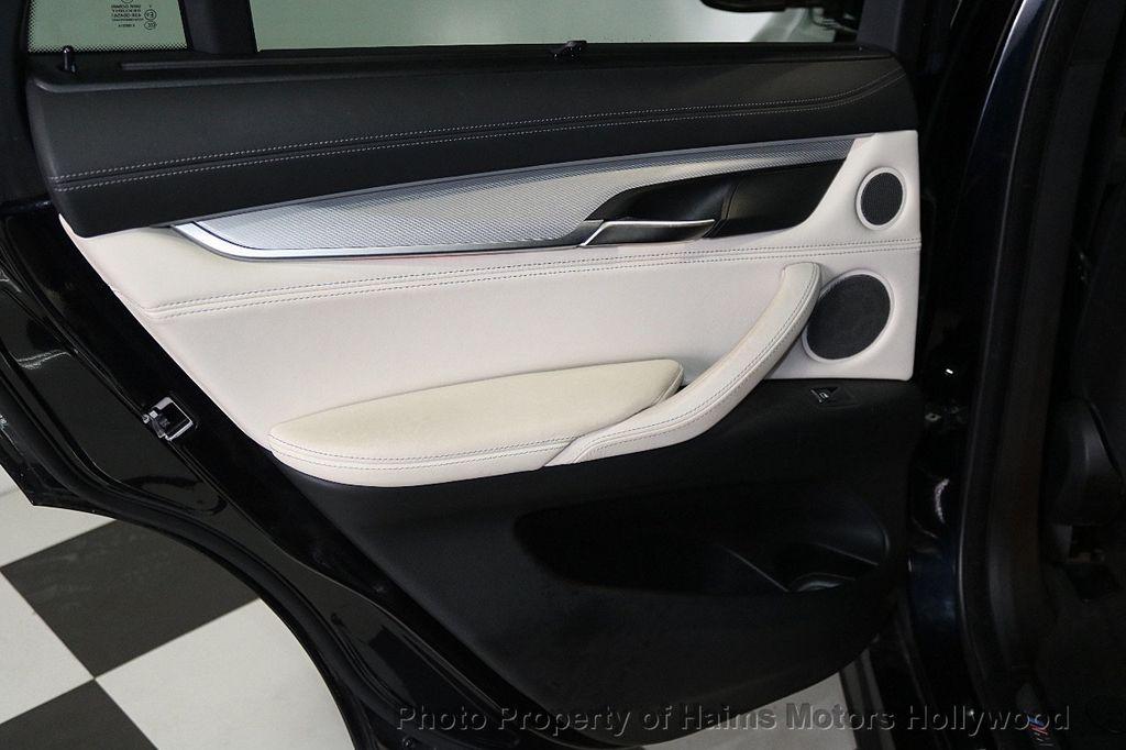 2015 BMW X6 xDrive50i - 17590355 - 13