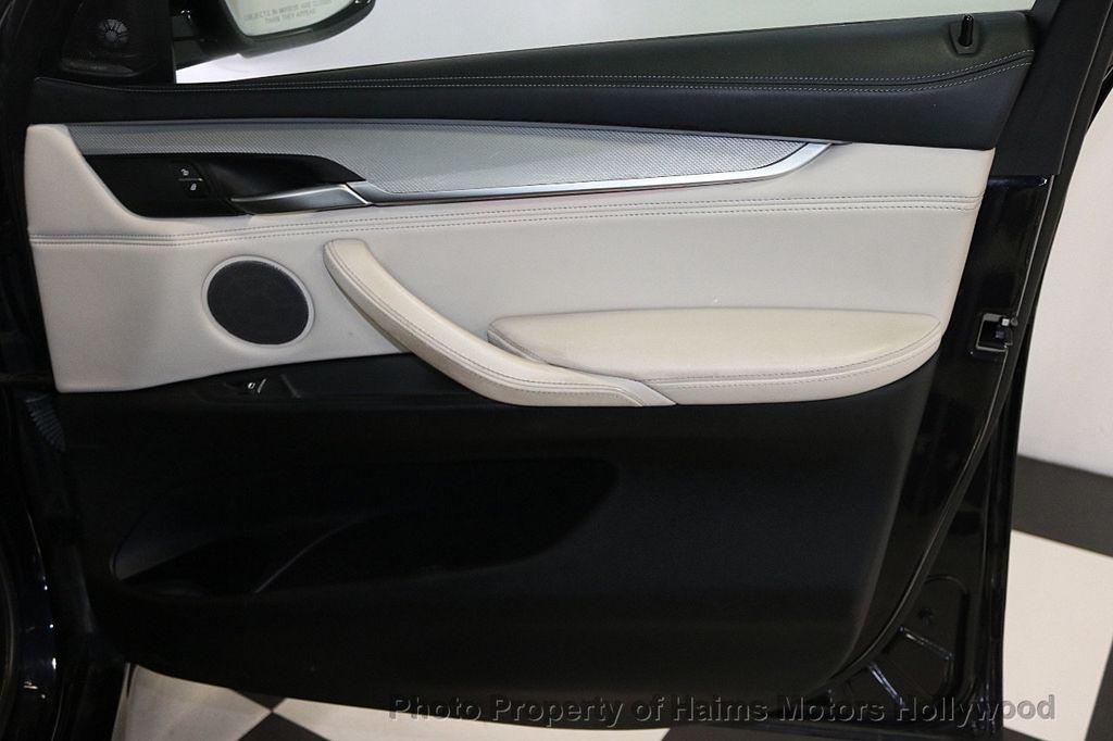 2015 BMW X6 xDrive50i - 17590355 - 15