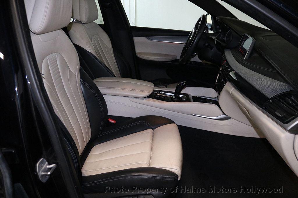 2015 BMW X6 xDrive50i - 17590355 - 16
