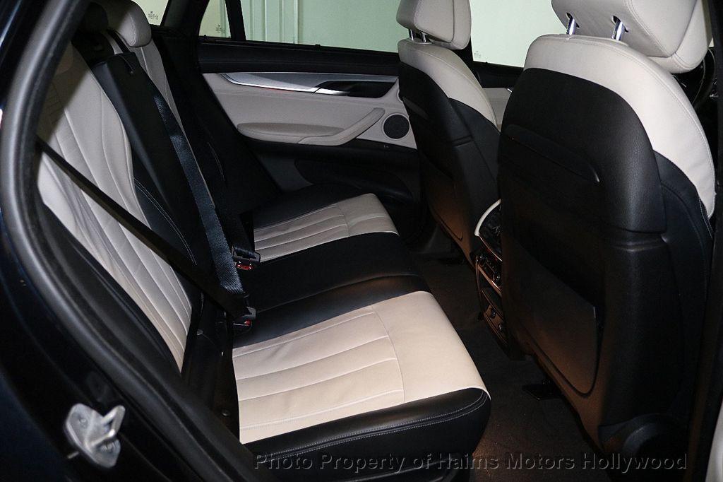2015 BMW X6 xDrive50i - 17590355 - 17