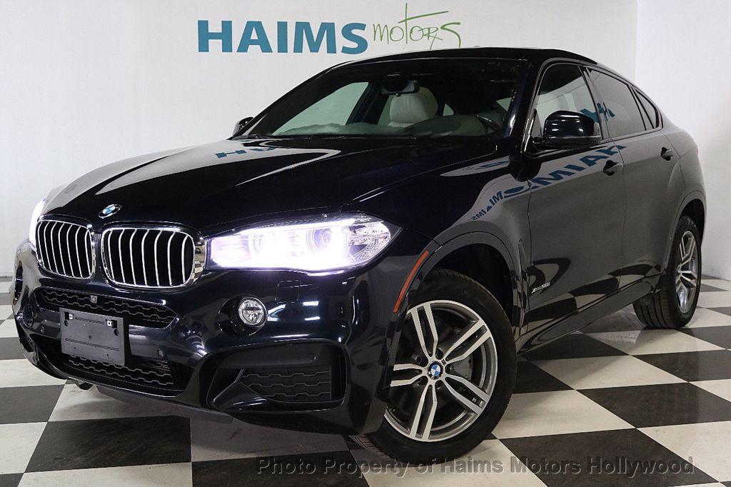 2015 BMW X6 xDrive50i - 17590355 - 1