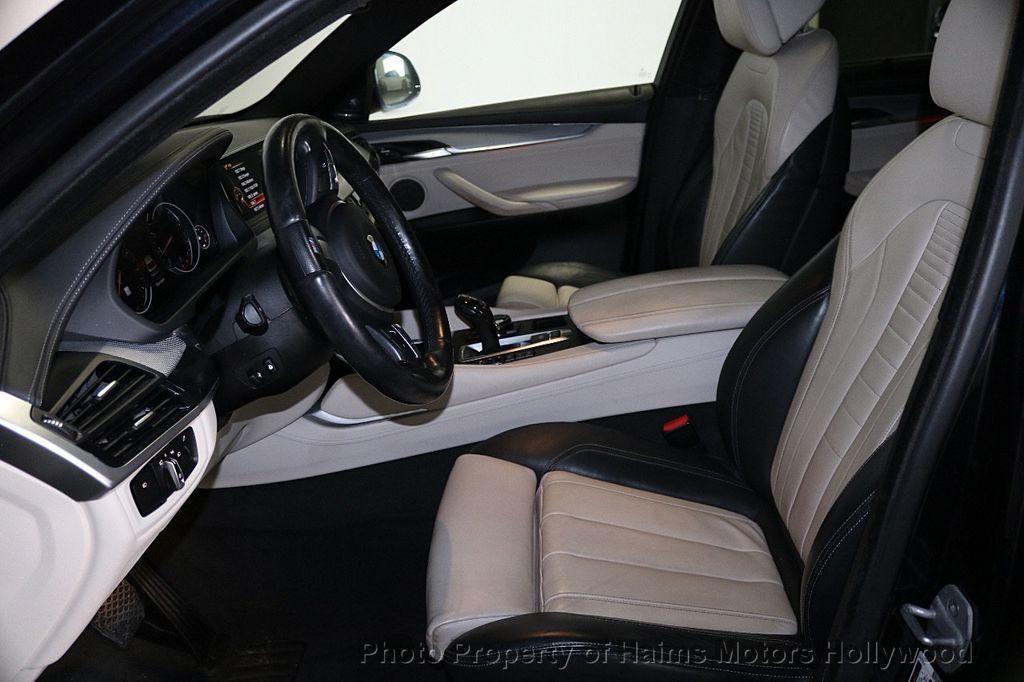 2015 BMW X6 xDrive50i - 17590355 - 19