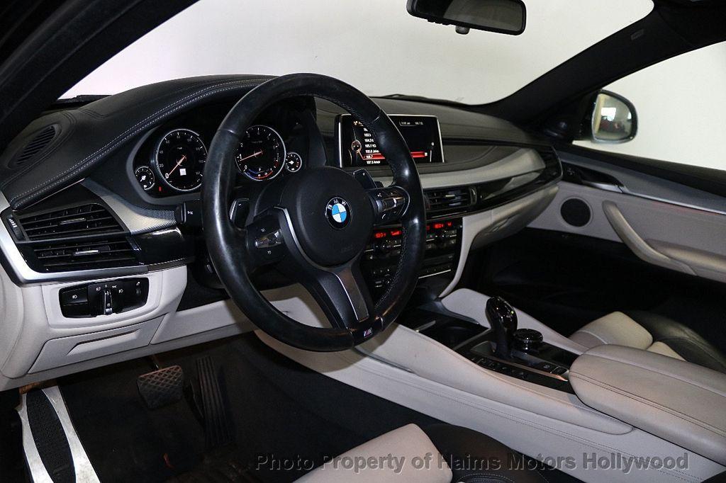 2015 BMW X6 xDrive50i - 17590355 - 20