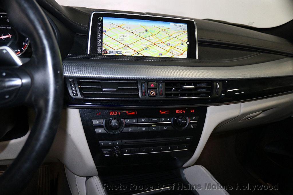 2015 BMW X6 xDrive50i - 17590355 - 22