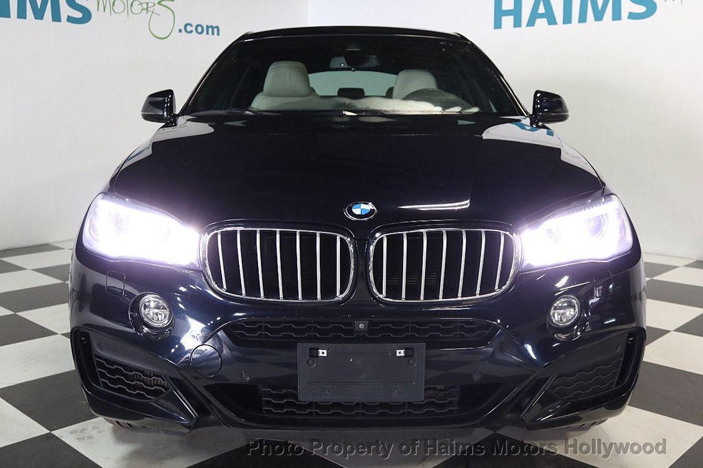 2015 BMW X6 xDrive50i - 17590355 - 2