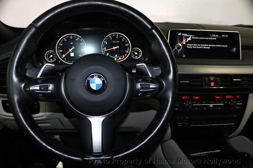 2015 BMW X6 xDrive50i - 17590355 - 31