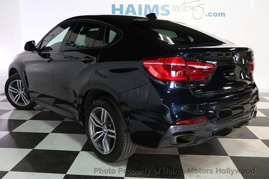 2015 BMW X6 xDrive50i - 17590355 - 4