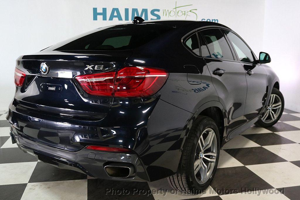 2015 BMW X6 xDrive50i - 17590355 - 6