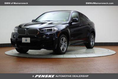 2015 BMW X6 xDrive50i SAC