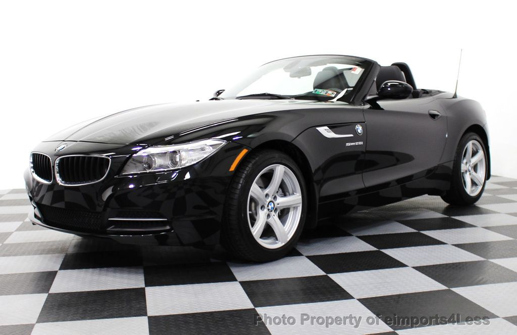 2015 Used Bmw Z4 Certified Z4 Sdrive28i Convertible