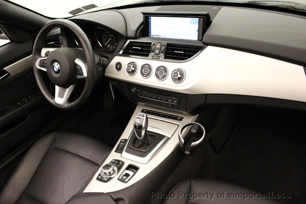 2015 Used BMW Z4 CERTIFIED Z4 sDRIVE28i CONVERTIBLE NAVIGATION at