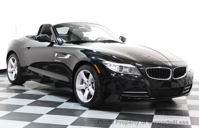 2015 Used Bmw Z4 Certified Z4 Sdrive28i Convertible Tech Navi At Eimports4less Serving Doylestown Bucks County Pa Iid 15995133