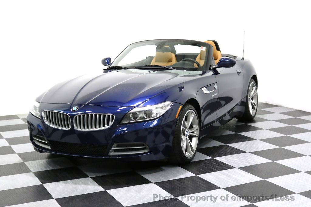 2015 BMW Z4 CERTIFIED Z4 sDRIVE35i Roadster NAVIGATION - 17679682 - 0