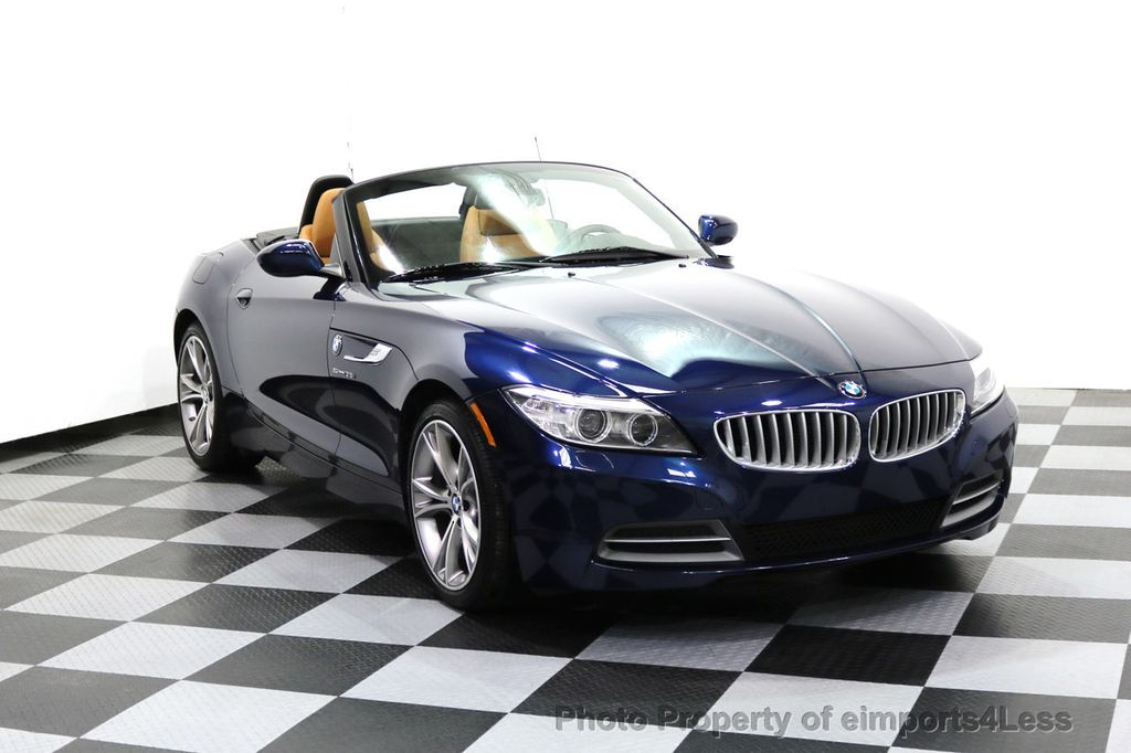 2015 BMW Z4 CERTIFIED Z4 sDRIVE35i Roadster NAVIGATION - 17679682 - 1