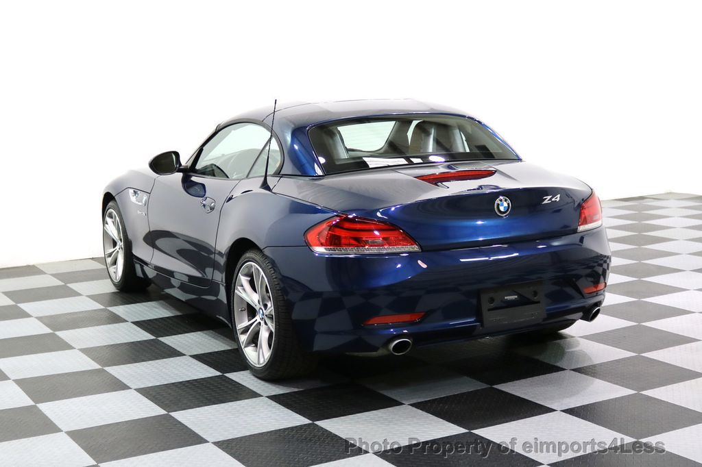2015 BMW Z4 CERTIFIED Z4 sDRIVE35i Roadster NAVIGATION - 17679682 - 2