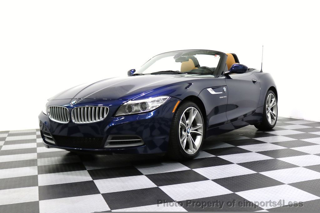 2015 BMW Z4 CERTIFIED Z4 sDRIVE35i Roadster NAVIGATION - 17679682 - 30