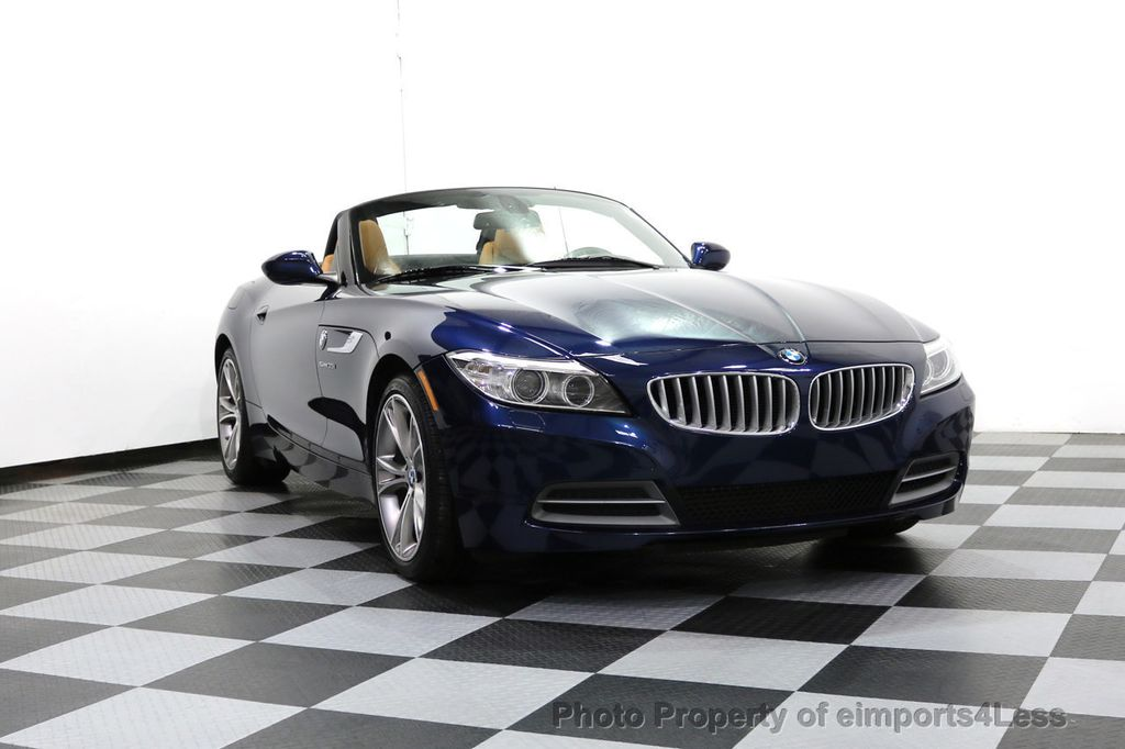 2015 BMW Z4 CERTIFIED Z4 sDRIVE35i Roadster NAVIGATION - 17679682 - 31