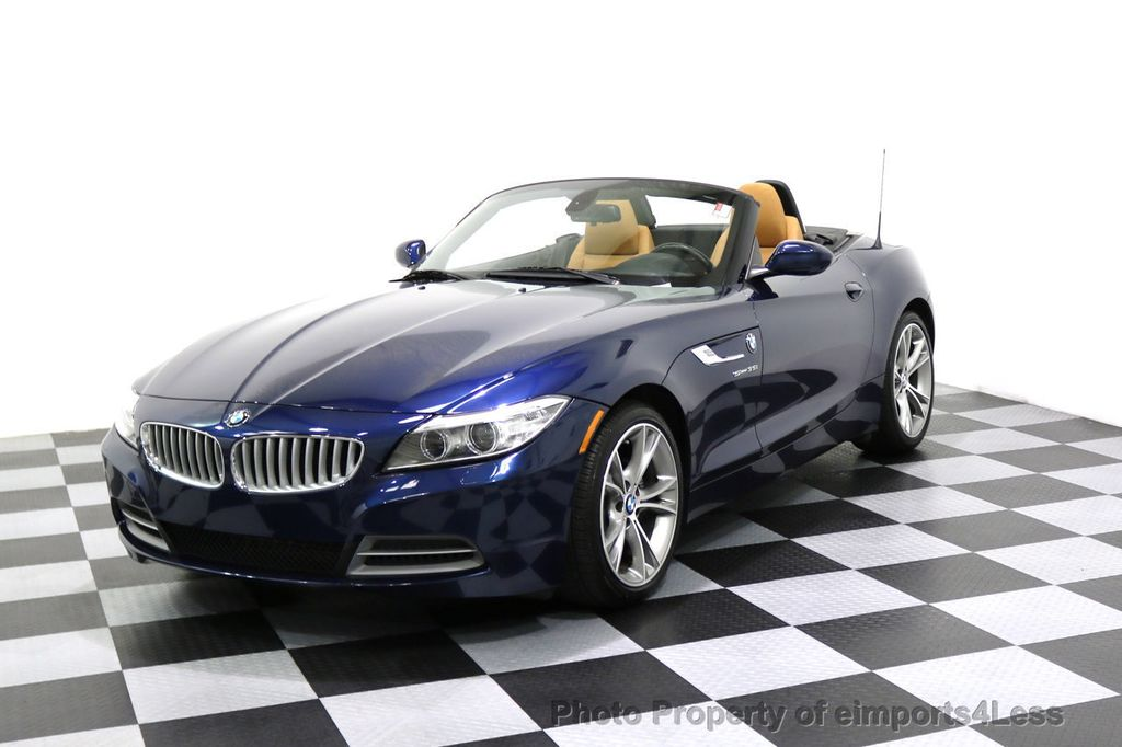 2015 BMW Z4 CERTIFIED Z4 sDRIVE35i Roadster NAVIGATION - 17679682 - 43