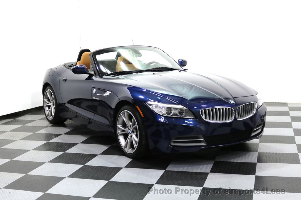 2015 BMW Z4 CERTIFIED Z4 sDRIVE35i Roadster NAVIGATION - 17679682 - 44