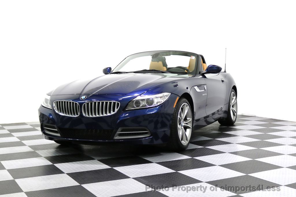 2015 BMW Z4 CERTIFIED Z4 sDRIVE35i Roadster NAVIGATION - 17679682 - 47