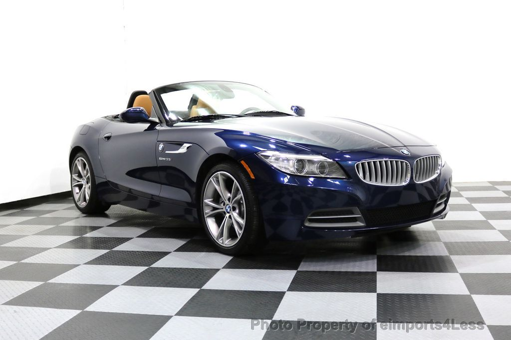 2015 BMW Z4 CERTIFIED Z4 sDRIVE35i Roadster NAVIGATION - 17679682 - 50
