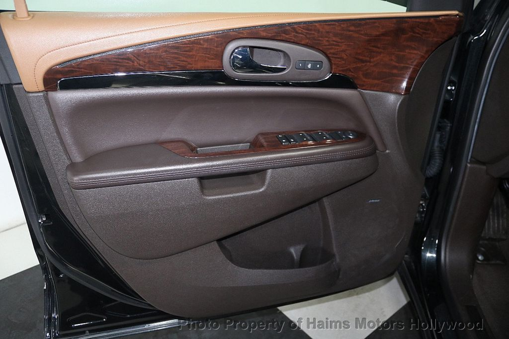 2015 Buick Enclave FWD 4dr Leather - 17875189 - 10