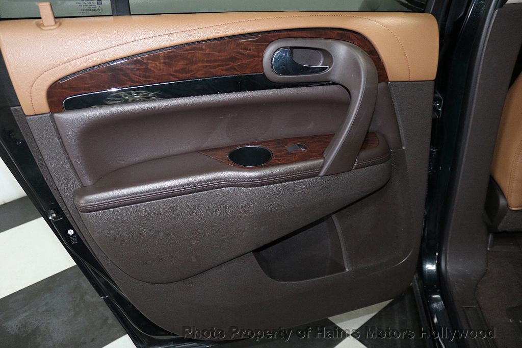 2015 Buick Enclave FWD 4dr Leather - 17875189 - 11