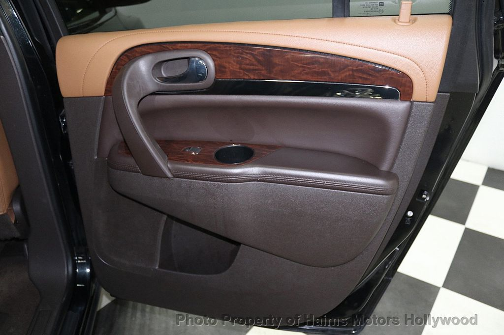 2015 Buick Enclave FWD 4dr Leather - 17875189 - 12