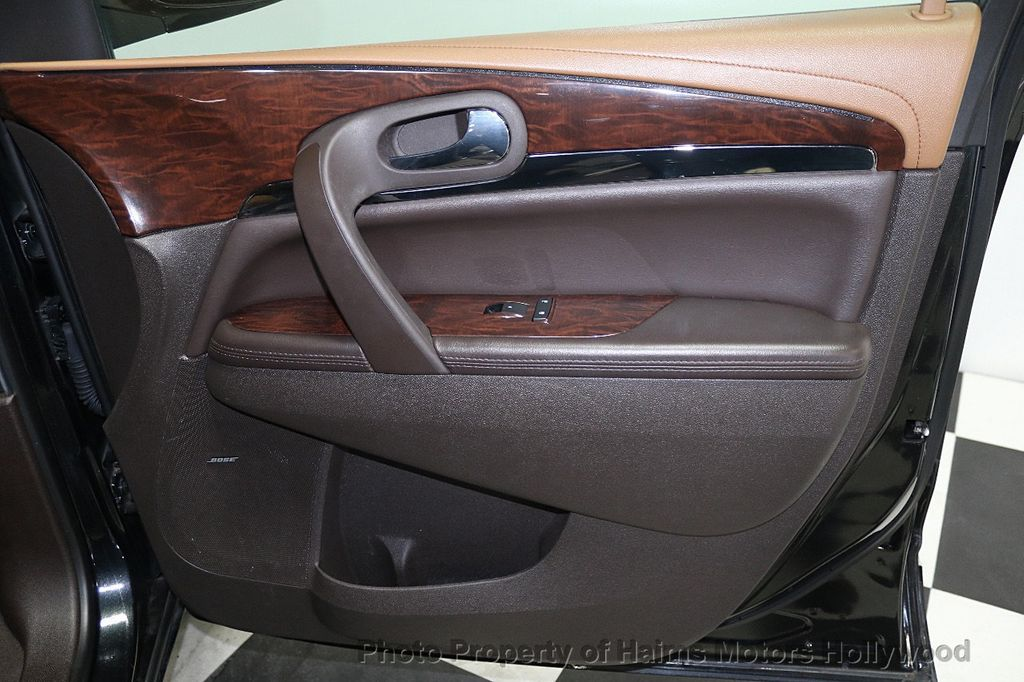 2015 Buick Enclave FWD 4dr Leather - 17875189 - 13