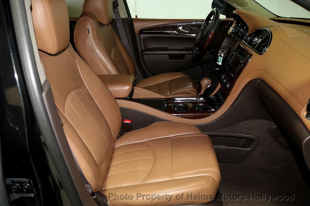 2015 Buick Enclave FWD 4dr Leather - 17875189 - 14